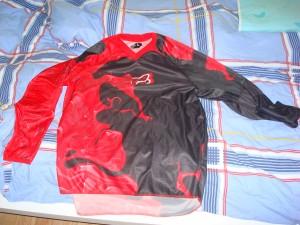 Fox Hemd Rot